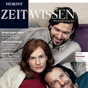 ZeitWissen, Dezember 2010 Audiomagazin