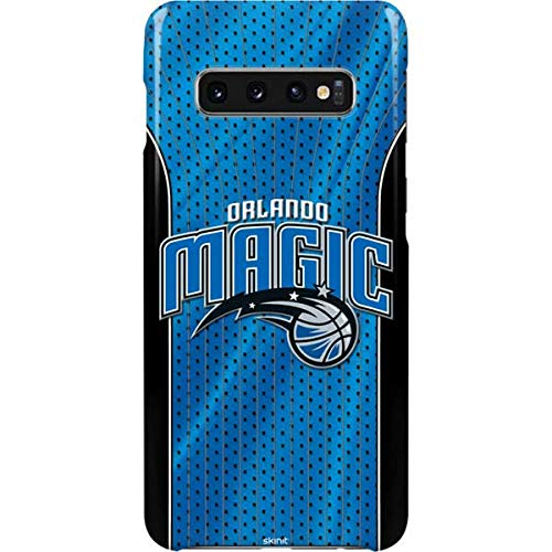 Skinit Orlando Magic Jersey Galaxy S10 Plus Lite Case - Officially Licensed NBA Phone Case Lite - Ultra-Thin, Lightweight Galaxy S10 Plus Cover ()