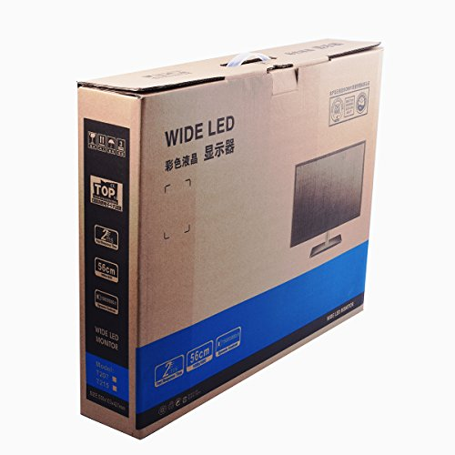 19 Inch LCD Monitor Touch Screen Display VGA - 1440x900 High Resolution for PC/POS 16:10