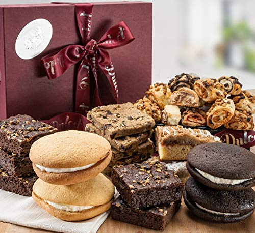 - Holiday Signature Gift Basket, Fresh Bakery Goods ideal gift for Birthday-Get Wall- Sympathy-Graduation-Christmas Valentines, Father's Day Thanksgiving, with prime delivery by Dulcet Gift baskets
