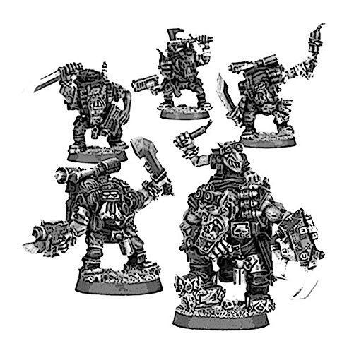 Ork Kommandos (Finecast) by Games Workshop