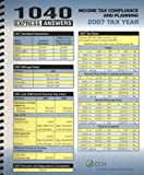 1040 Express Answers, CCH Tax Law Editors, 0808017985