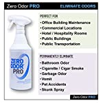 Zero Odor Pro - Commercial Strength - Odor Eliminator, Trigger Spray, 32-ounce