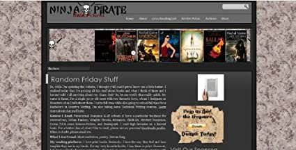 Amazon.com: Ninja vs Pirate Book Reviews: Ninja vs Pirate ...