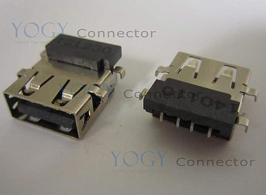 Ochoos - 10 conectores USB hembra de 16 mm para Asus X551C ...