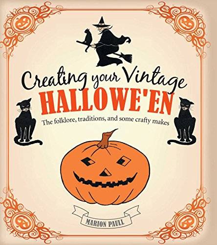 Creating Your Vintage Hallowe'en: The folklore, traditions, and some crafty makes - Halloween Bobbing For Apples