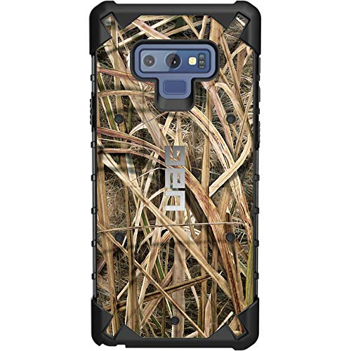 Limited Edition Customized Prints by Ego Tactical Over a UAG-Urban Armor Gear Case for Samsung Galaxy Note 9 - Mossy Oak