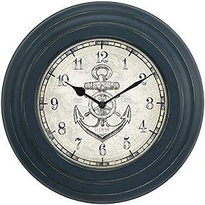 511QudTVZpL._SS300_ Best Anchor Clocks