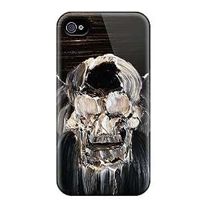 MuS1200wAMP Wwaa Avenged Sevenfold Band A7X Durable Iphone 4/4s Tpu Flexible Soft Case