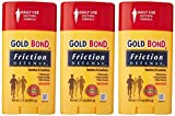 Gold Bond Friction Defense Soothing Formula Unscented- 1.75 Oz (Pack of 3) - 2
