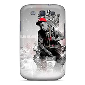 IanJoeyPatricia Samsung Galaxy S3 Great Cell-phone Hard Covers Provide Private Custom Trendy Wiz Khalifa Skin [tkH9155IDfr]