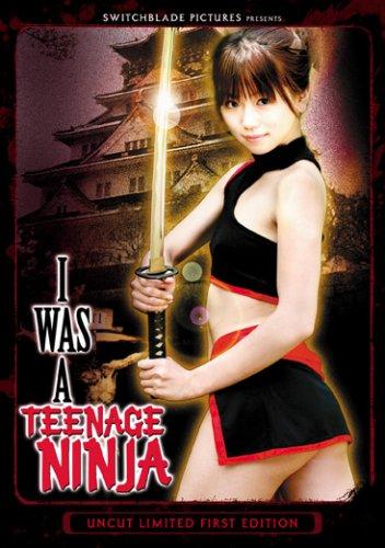 I Was a Teenage Ninja by ADV Films