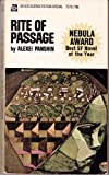 Rite of Passage, Alexei Panshin, 0441727859
