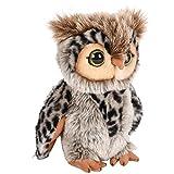 Adventure Planet 9' Heirloom Floppy Brown Eagle Owl Plush Toy