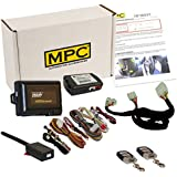 Complete Remote Start Kit with Keyless Entry For 2014-2015 Kia Optima - Includes T-Harness and Bypass Module