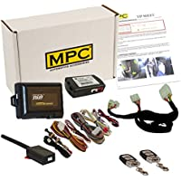 Complete Remote Start Kit with Keyless Entry For 2017-2018 Hyundai Elantra - Includes T-Harness and Bypass Module
