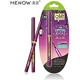 STYLEZONEINDIA M.N Brand Waterproof Black Crystal Kajal Eye Pencil Super Gliding Eyeliner Longlasting EyeLiner Pen Makeup