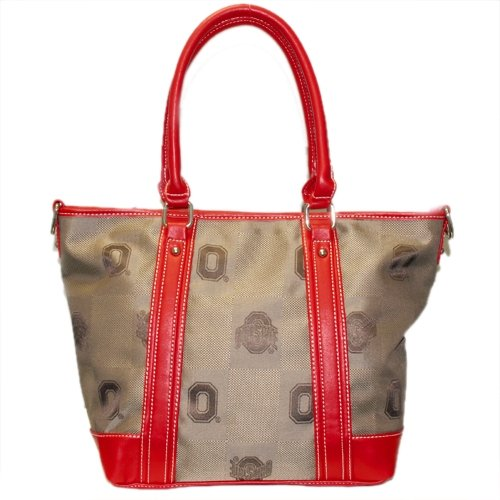 Ohio State Signature Line Handbag 8920 by Sandol