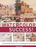 Watercolor Success!, Chuck Long, 1581805535