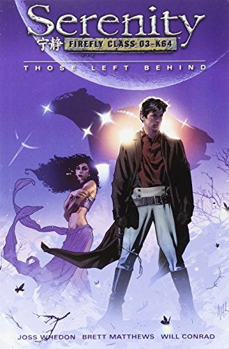 Serenity, Vol. 1: Those Left Behind