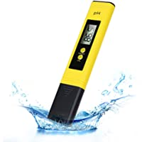 PH Meter Digital Water Tester, 0.01High Accuracy Water Quality Tester Pen with 0-14 PH Measurement Range for Drinking…