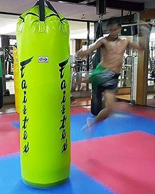FAIRTEX HB12 ANGLE BAG KICK PUNCH MUAY THAI BOXING MMA TRAINING ** UN-FILLED **