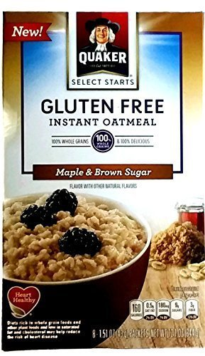 chex gluten free oatmeal - 1