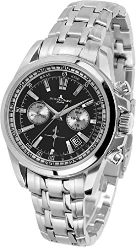 Amazon.com: Jacques Lemans Liverpool 1-1117.1EN Mens Chronograph Design Highlight: Watches