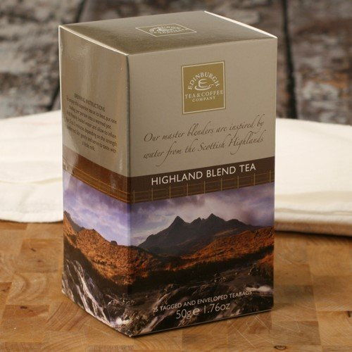 Highland Blend Black Tea - 25 Bags (1.76 ounce)
