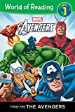 : These are The Avengers Level 1 Reader (World of Reading)
