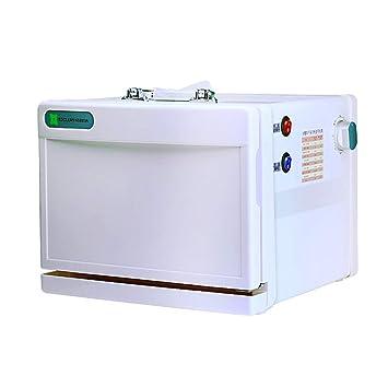 2 En 1 UV Esterilizador De Toallas Secador De Aire Caliente Se Puede Programar Una Toalla De Calefacción Equipo De Desinfección Del Salón De Belleza: ...