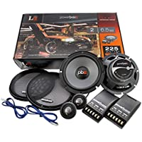 Powerbass L2-6C 6.5 Component Speaker