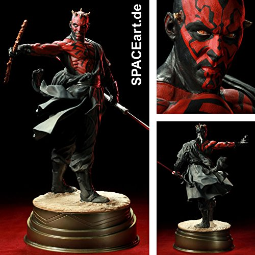 Sideshow Collectibles - Star Wars Mythos statuette 1/5 Darth Maul 45 cm ()