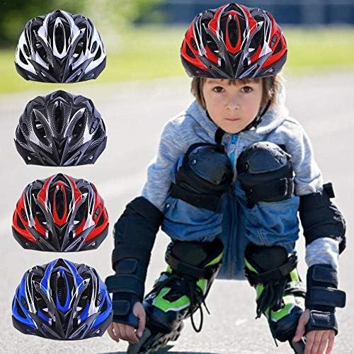 ZJRA Ni/ños del Casco De Ciclista,Anti-Colisi/ón Cascos Infantiles para Ni/ños Y Ni/ñas,Vespa De La Motocicleta De ATV De La Cara Llena del Casco,Dot//ECE Certificaci/ón,10,S