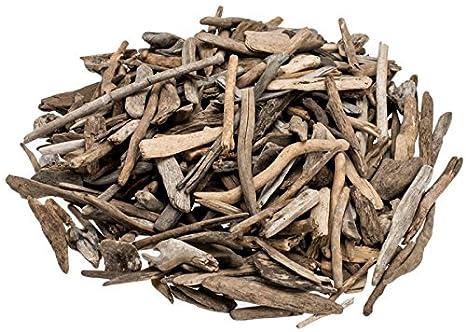 NaDeco Treibholz Natur 3-7cm Dekoholz Driftwood Schwemmholz Deko Holz  Schwemmhölzer Deko Treibholz