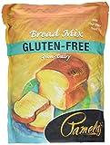 Pamela's Products Amazing Gluten-free Bread Mix, 4-Pound Bag