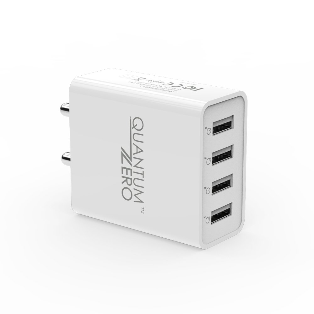QuantumZERO Walmate USB Wall Charger Adapter for All Phones