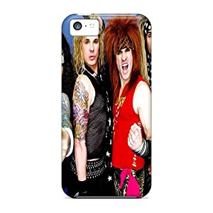 For Iphone 5c Protector Cases Steel Panther Phone Covers