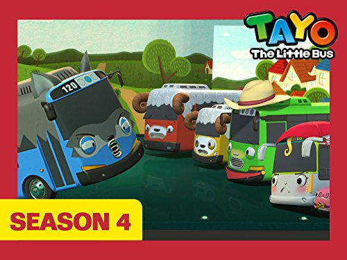 Season 4 - The little buses' play (Big Bus)