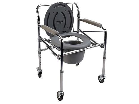 Modylee sedie a rotelle da bagno comoda wc buon prezzo e cerchi