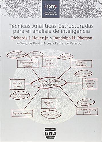 Técnicas Analíticas Estructuradas Para El Análisis De Inteligencia por Richaards J. Heuer Jr Randolph epub