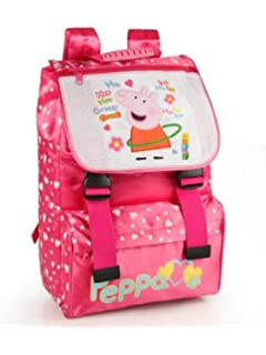 Oms Representacoes Modello Peppa Pig Mochila Infantil, 10 cm