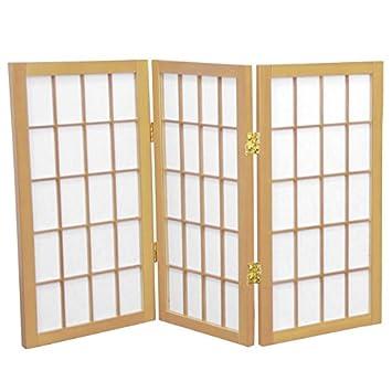 Oriental Mobel Klein Zusammenklappbar Japanische Fenster Schatten