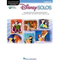 Disney Solos for Oboe: Play Along with a