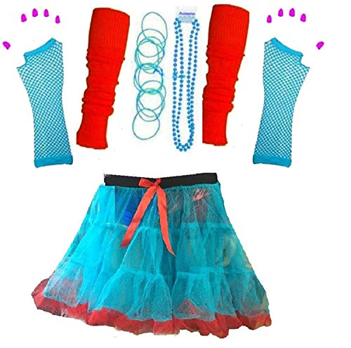 Fashions Para 4 Mujer Set Falda Momo amp;ayat Tutu qCwgBvWPp