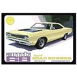 1/25 1968 Plymouth Roadrunner Yellow