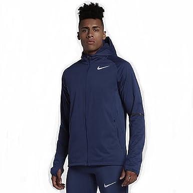 1c3f1dd0efc8bb NIKE Men s Binary Blue Shield Max Warm Jacket Hoodie 859212-429 Large