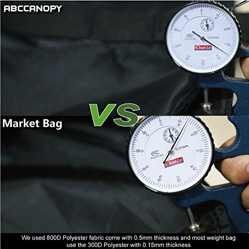 Set of 4 Canopy Weight Bags for Portable Canopy, Instant Canopy, E-Z Up Instant Shelter