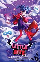 Little Bite Vampire Detective NEW EDITION! (Manga Comic Book) Kids Comics (Graphic Novel) #1
