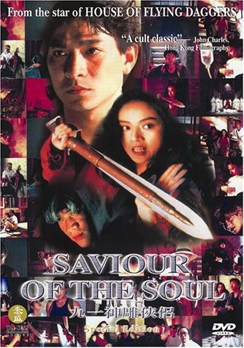 Saviour of the Soul Andy Lau Anita Mui Aaron Kwok Kenny Bee